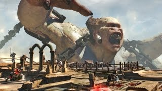 God Of War Ascension - All Cutscenes - Part 2 Full HD Movie