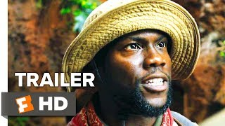Jumanji: Welcome to the Jungle Trailer #2 (2017) | Movieclips Trailers