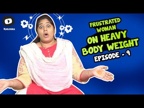 Frustrated Pregnant Woman About her HEAVY Body Weight | Telugu Web Series | Episode 9 | Khelpedia