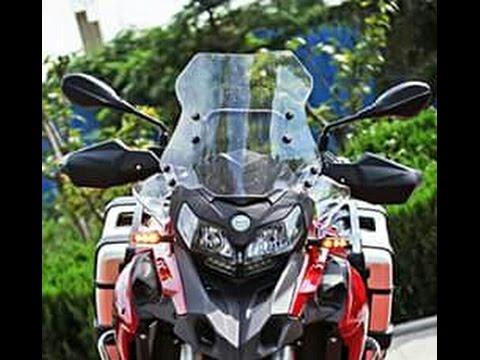 Benelli TRK 502 Red/Black Edition