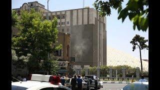 کیهان لندن - فیلمی که داعش از عملیات تروریستی خود در مجلس شورای اسلامی در تهران منتشر کرده