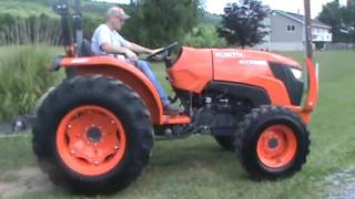 2016 Kubota MX5200 HST Tractor 540 PTO Rear Remotes Hydro For Sale