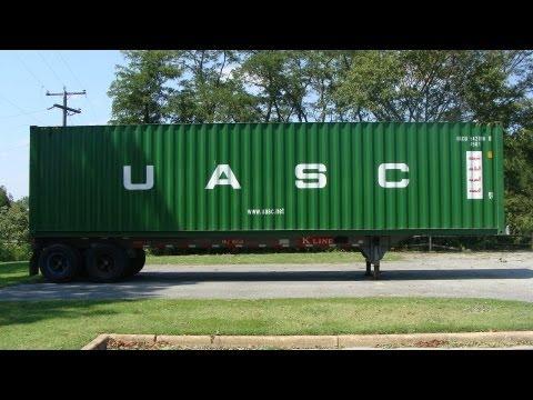 Xxx Mp4 UASC 40ft Over Seas Container Walkaround Slideshow 3gp Sex