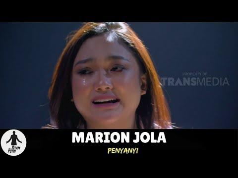 Marion Jola MENANGIS dan Kaget Ditelpon Papanya | HITAM PUTIH (280618) 4-4