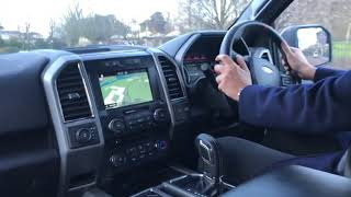 Ford F150 Raptor Right Hand Drive