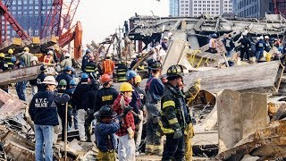 9/11 Cleanup Workers Are STILL Dying From Diseases Related To Cleanup Efforts