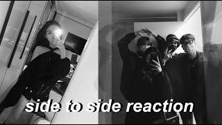 Side to Side Music Video REACTION! Ariana grande ft. Nicki Minaj ♡