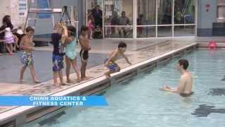 The Buzz: Chinn Aquatics & Fitness Center