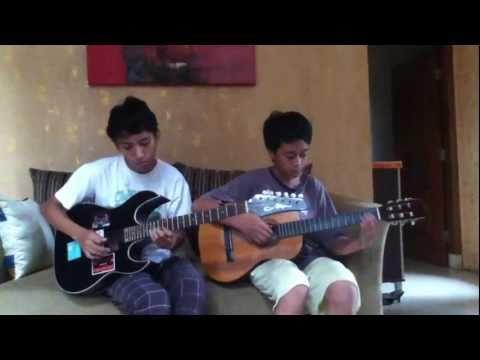 Ryutaro Makino - Youth Beautiful Day (Jingle OST. Iklan POCARI SWEAT guitar cover)