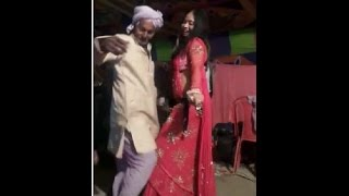 Baba jee and Mujra Girl Funny Dance Clip Ever Lolz..