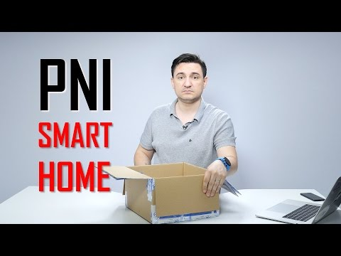 UNBOXING & REVIEW PNI SMART HOME SM400