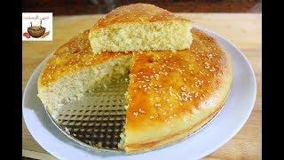 بريوش او الخبز السائل خفيف ورطب مثل القطن بدون عجن وبدون تعب وبطعم ومذاق ولا أروع