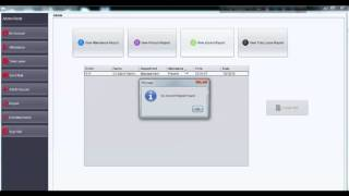 Project University Employee Attendance System | Java Project Using Swing