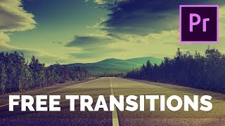 300 Transitions Pack FREE Download for Adobe Premiere Pro Tutorial (2018)