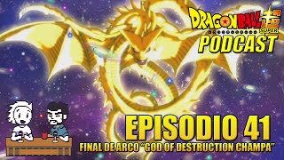 Dragon Ball Super: Episodio 41 | Podcast #32