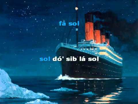 Titanic Flauta de Bisel