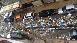 . . . وصرت تبولة الزبالة يا لبنان!!!
