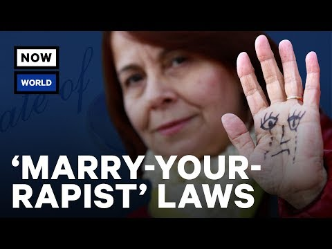 Xxx Mp4 Which Countries Have Marry Your Rapist Laws NowThis World 3gp Sex
