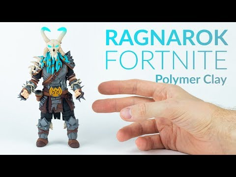 Xxx Mp4 Ragnarok Fortnite Battle Royale – Polymer Clay Tutorial 3gp Sex