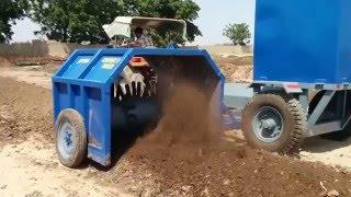 compost making machine