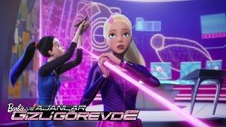 Barbie ve Ajanlar Gizli Görevde Çekim Hataları   Spy Squad   Barbie