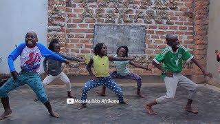 Masaka Kids Africana - #PetitAfroChallenge || Afro Dance