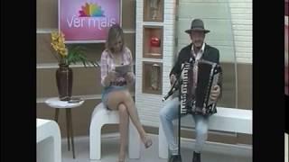 Música ao vivo com cantor Márcio Rech  parte 1