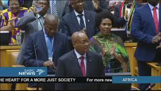 Will President Zuma resign on Wednesday?