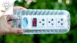 4 Plastic Bottles Life Hacks