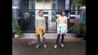 goyang dumang terbaru oleh dua anak smp