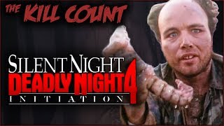 Silent Night, Deadly Night 4: Initiation (1990) KILL COUNT