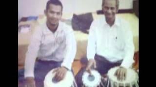 instrumen Khushiyan Aur Gham sehti hai on mandolin