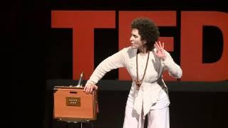 Om Namo Narayanaya: Jenni Peskin at TEDxBend