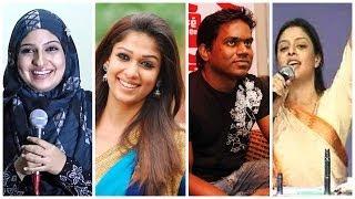 Celebrities on Religion Change Controversy   Actress Monika, Music Director Yuvan, AR. Rahman
