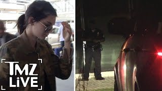 Kendall Jenner Terrified By Alleged Stalker... Arrested in Driveway | TMZ Live