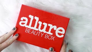 SUBSCRIPTION ADDICTION: Allure Beauty Box Review