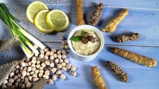 ΑΜΒΡΟΣΙΑ Hummus
