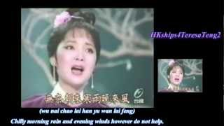 鄧麗君  Teresa Teng  淡淡幽情 全12 首歌曲 Light Exquisite Feeling (full album)