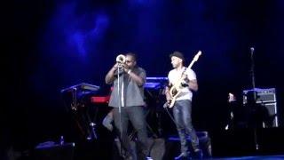 Jean Pierre - Marcus Miller Live in Catania 20/04/2016