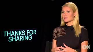 Gwyneth Paltrow talks sex addiction