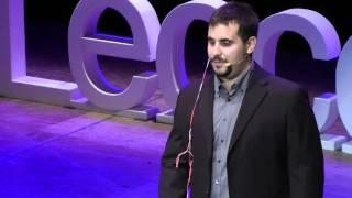 Strada interrotta causa disabilità…. …No grazie! | Vincenzo Rubano | TEDxLecce