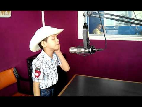 Luis Enrique en Radio La Mochila Azul