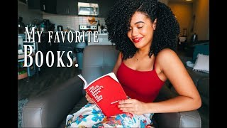 MY FAVORITE BOOKS OF ALL TIME