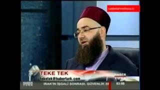 Cübbeli Ahmet hoca   hijab , basörtü , türban