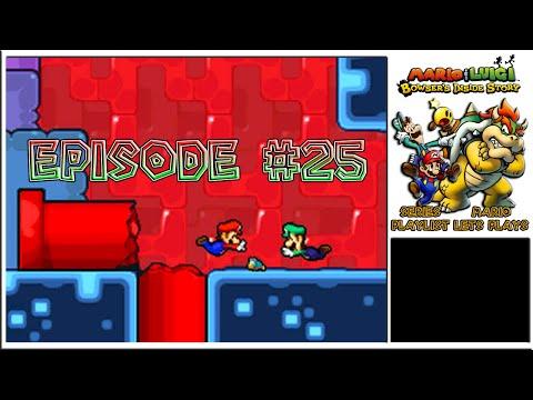 Mario & Luigi: Bowsers Inside Story - Sage Search Begins, Madame Massage - Episode 25
