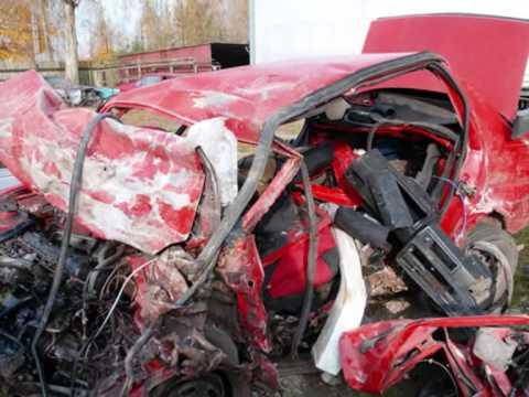 Śmiertelne wypadki samochodowe