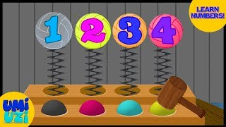 Learning Number Learning Video For Kids Nursery Rhymes For Kids