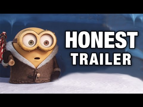Honest Trailers Minions