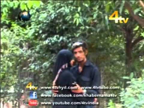 Young Muslim Love Birds Are Publicy Roaming In Gardens And Parks