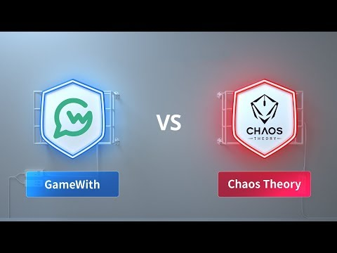 Xxx Mp4 GameWith Vs Chaos Theory 2018 CRL Asia Week 4 Day 2 3gp Sex